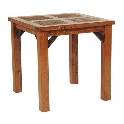 The Wyoming Collection 36 Pub Table Tabletop Size: 3