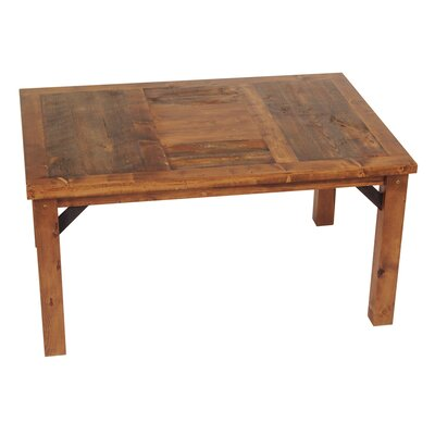 The Wyoming Collection�? Dining Table Size: 30 H x 60 W x 39 D