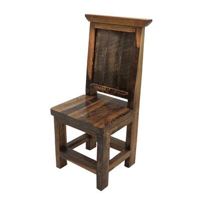 The Wyoming Collection�? Solid Wood Dining Chair