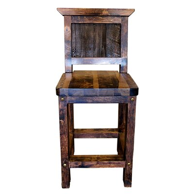 The Wyoming Collection�? 24 Bar Stool