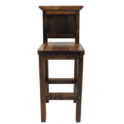 The Wyoming Collection� 30 Bar Stool