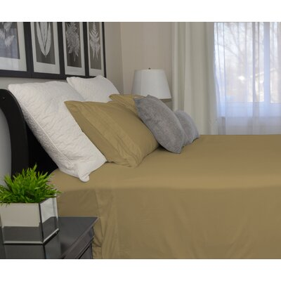 9900 Platinum Series Deep Pocket Sheet Set Size: Queen, Color: Light Taupe