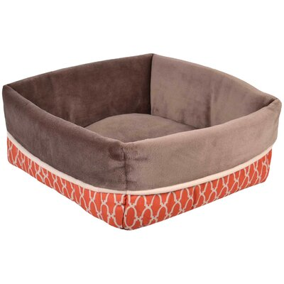 Square Cuff Pet Bed Bolster