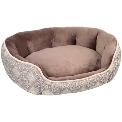 Oval Pet Bed Bolster