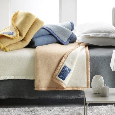 Latitude Run Skelly Heavyweight 100 percent Wool Blanket