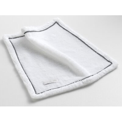 Orchard Ultra Absorbent Washcloth Color: White