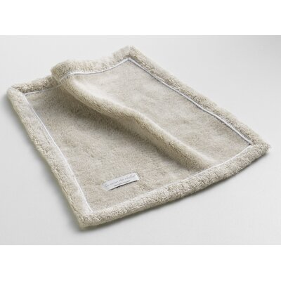 Orchard Ultra Absorbent Washcloth Color: Linen