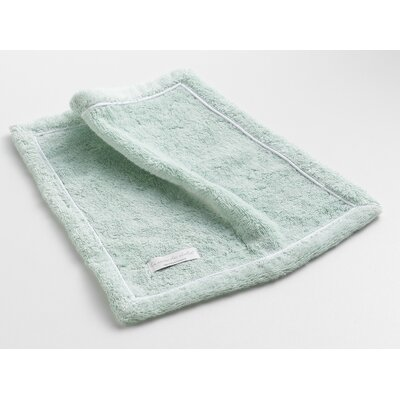 Orchard Ultra Absorbent Washcloth Color: Aqua