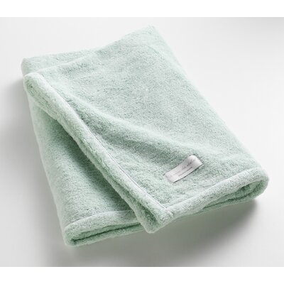 Orchard Ultra Absorbent Bath Sheet Color: Aqua