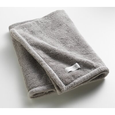 Orchard Ultra Absorbent Bath Sheet Color: Gray