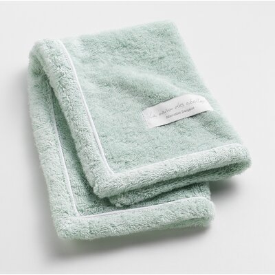 Orchard Ultra Absorbent Hand Towel Color: Aqua