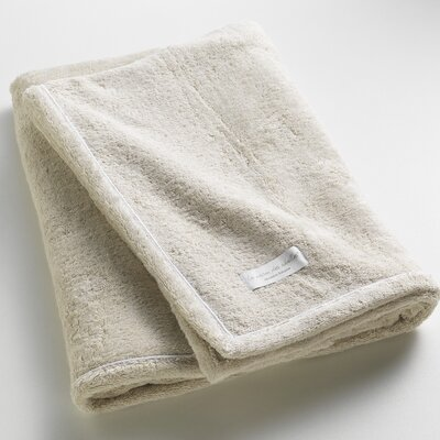 Orchard Ultra Absorbent Bath Sheet Color: Linen