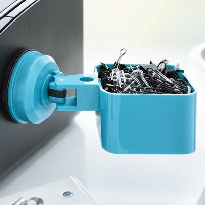 Suction Cup Paper Clip Holder FE-T1007