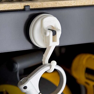Large Swivel Suction Hook FE-H1012