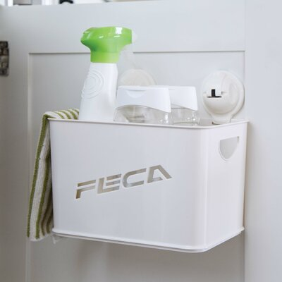 Mountable Storage Caddy Bins Organizer with Power Suction Cup FE-T1002
