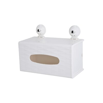 Wall Mounted Rectangular Tissue Box Holder Cover FE-B2008