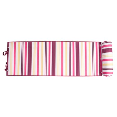 Rolled Beach Towel Color: Purple