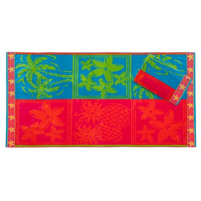 Glenhaven Beach Towel Set
