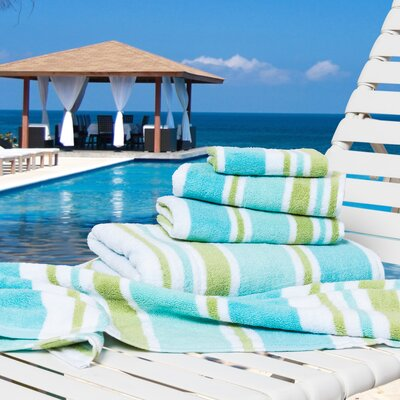 Bibi Coastal 6 Piece Towel Set