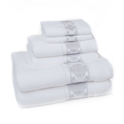 JB 3 Piece Towel Set