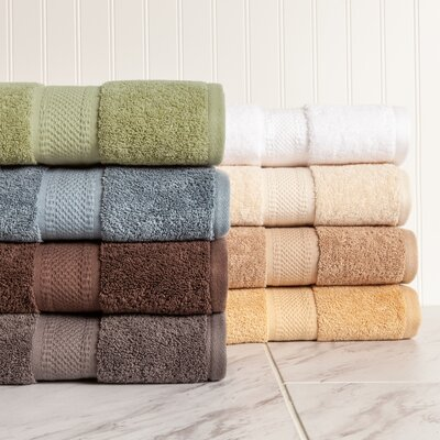 Organic 6 Piece Towel Set