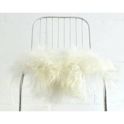 Sheepskin Chair Cushion
