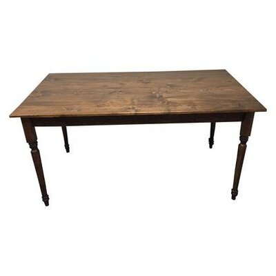 Franklin Dining Table Finish: Dark Walnut