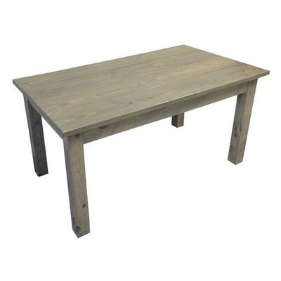 Arrowpoint Rectangular Wood Dining Table