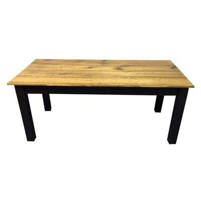 Dining Table Base Finish: Black