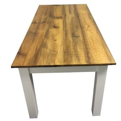 Dining Table Base Finish White