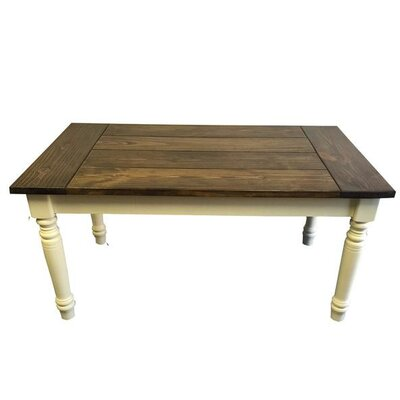 English Farmhouse Dining Table