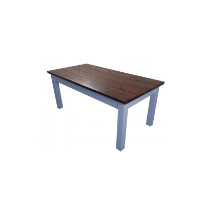 Charleston Dining Table Base Finish Purple