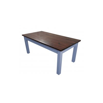 Charleston Dining Table Base Finish: Purple