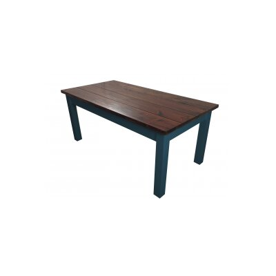 Charleston Dining Table Base Finish Navy