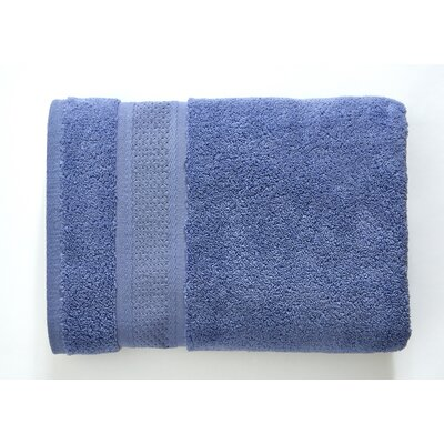Color Splash Luster 6 Piece Towel Set Color: Thistle Down