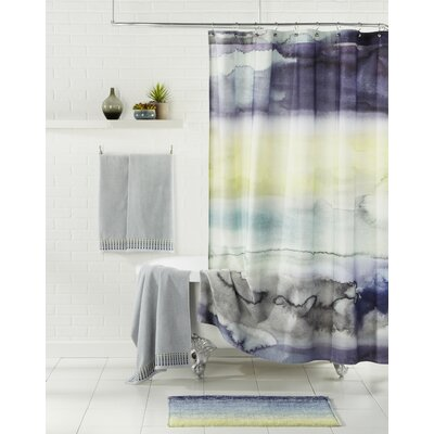Morar Cotton Shower Curtain