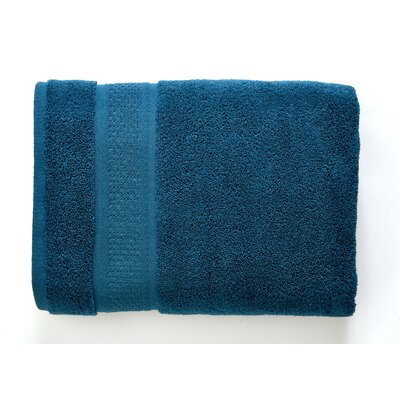 Color Splash Luster 6 Piece Towel Set Color: Saxony Blue