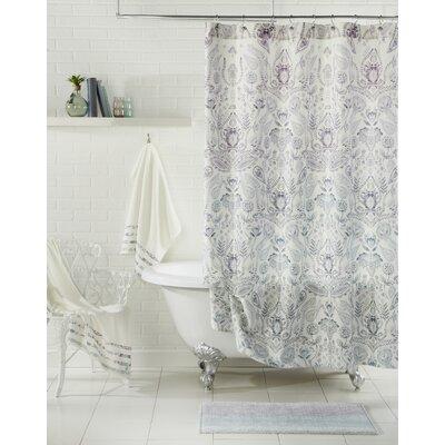 Aria Cotton Shower Curtain