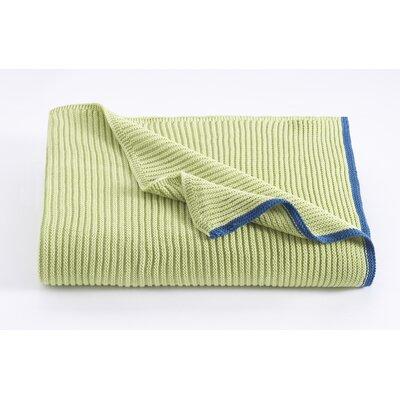 Knit Cotton Throw