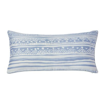 Lola Cotton Lumbar Pillow