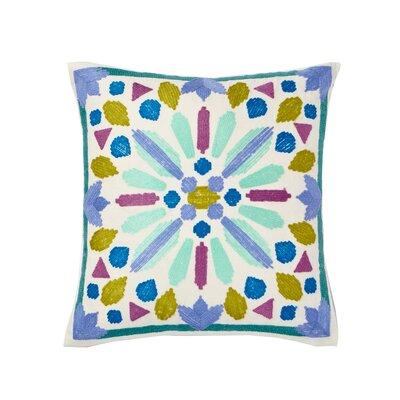 Lola Cotton Throw Pillow 16191547