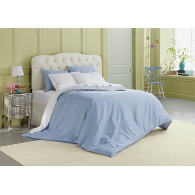Corrie Reversible Comforter Set Size: King, Color: Eventide