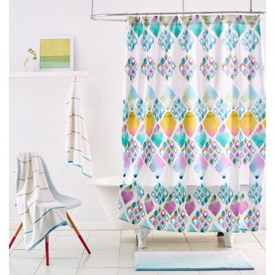Melrose Cotton Shower Curtain