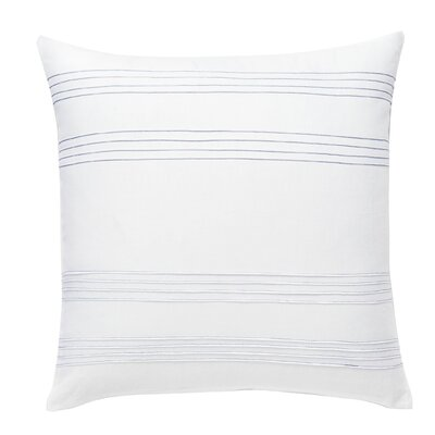 Pintuck Linen Throw Pillow