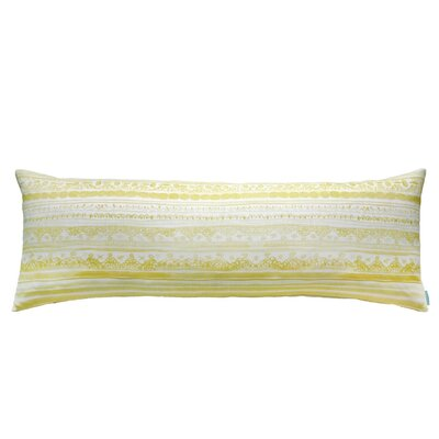 Maisie Cotton Throw Pillow