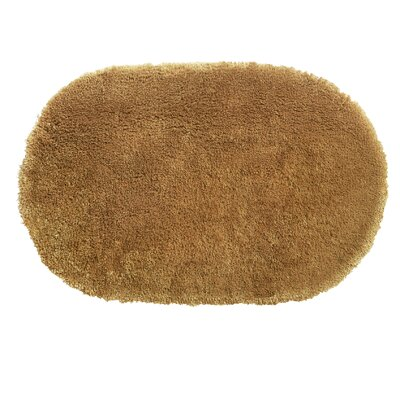 Ultimate Shag Bath Rug Color: Umber