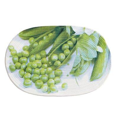 Peas In A Pod Bath Rug
