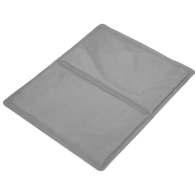 2 Side Stay Cool Gel Mat Color: Gray