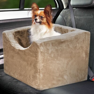Copilot Booster Seat Pet Carrier Color: Camel