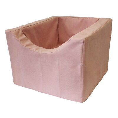Copilot Booster Seat Pet Carrier Color: Rose
